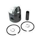 2 Ring .015 OS Bore Inline Piston Kit Low Dome - Sierra (S18-4530)
