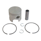 .020 OS Bore Piston for Johnson/Evinrude, GLM 23820, Wiseco 3118P2 - Sierra (S18-4112)