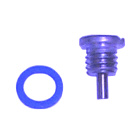 Magnetic Drain Screw Package of 50 - Sierra (S18-23751-9)