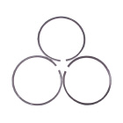 .50 mm OS Inline Piston Rings - Sierra (S18-3962)