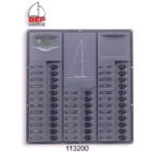 Yacht 32 Breaker Panel with Digital Meter (113200)