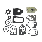 Complete Water Pump Housing Kit for Mercury/Mariner 46-73640A2, GLM 12100 12180 - Sierra (S18-3323)