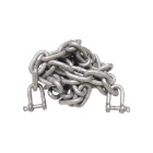 Anchor Chain 6mmx2m Incl Shackles (144996)