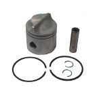 .020 OS Bore Inline Piston - Sierra (S18-4117)