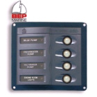 System in Operation Panel -4 Circuit Alarm & Mute (113271)