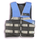 Pfd3 Wakemaster Black/Blue Adult Large (241734)