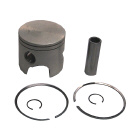 .030 OS Bore Piston for Johnson/Evinrude 391653, Wiseco 3118S3 3018S3, GLM 23850 - Sierra (S18-4101)