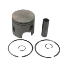 .030 OS Bore Piston for Johnson/Evinrude 393612, GLM 23840, Wiseco 3118P3 3018P3 - Sierra (S18-4102)