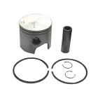 .020 OS Bore Piston for Johnson/Evinrude, GLM 23830, Wiseco 3118S2 - Sierra (S18-4111)