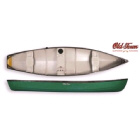 Canoe Rockport 3 Seat Square Back Green - Kayak / Canoe (524190)