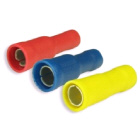 Preinsulated Ext Bullet 100pk - Red (115541)